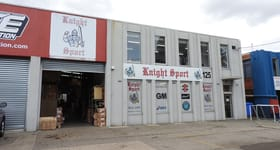 Factory, Warehouse & Industrial commercial property sold at 125 Bernard Street Cheltenham VIC 3192