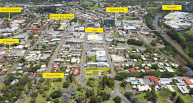 Development / Land commercial property for lease at 4 Brisbane Street & 1 Limestone Street Ipswich QLD 4305