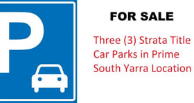 Parking / Car Space commercial property sold at 266-299-322/11-17 Daly Street South Yarra VIC 3141