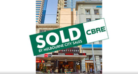 Shop & Retail commercial property sold at 349 Elizabeth Street Melbourne VIC 3000