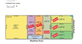 Development / Land commercial property for sale at Lot 1, 35 Waddikee Road Lonsdale SA 5160
