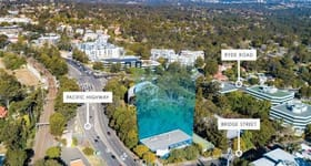 Development / Land commercial property for sale at 964 Pacific Highway Pymble NSW 2073