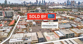 Development / Land commercial property sold at 102-106 Stephenson Street Cremorne VIC 3121