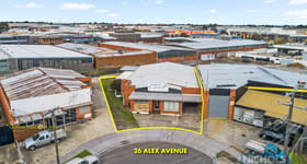 Factory, Warehouse & Industrial commercial property sold at 26 Alex Avenue Moorabbin VIC 3189
