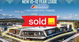 Shop & Retail commercial property sold at Corner Painted Hills & Hazel Glen Drive Doreen VIC 3754