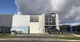 Factory, Warehouse & Industrial commercial property sold at 117 Wedgewood Road Hallam VIC 3803