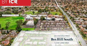 Development / Land commercial property sold at 325 Station Street Box Hill South VIC 3128
