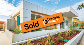 Medical / Consulting commercial property sold at 35 Weston Street Carlisle WA 6101