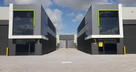 Factory, Warehouse & Industrial commercial property sold at 8/93 Yale Drive Epping VIC 3076