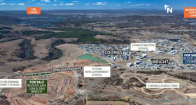 Development / Land commercial property sold at 1/Block 1 Section 11 John Gorton Drive Coombs ACT 2611