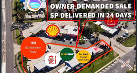 Shop & Retail commercial property sold at 169 Old Northern Road Albany Creek QLD 4035