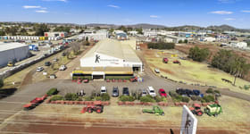 Factory, Warehouse & Industrial commercial property sold at 318 Taylor Street Wilsonton QLD 4350