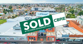 Development / Land commercial property sold at 30-32 Holmes Road Moonee Ponds VIC 3039