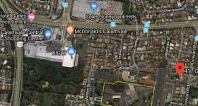 Development / Land commercial property sold at .417 Gowan Road Calamvale QLD 4116
