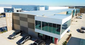 Factory, Warehouse & Industrial commercial property sold at 1/22 Makland Drive Derrimut VIC 3030