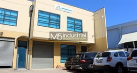 Factory, Warehouse & Industrial commercial property sold at 25/105A Vanessa Street Kingsgrove NSW 2208