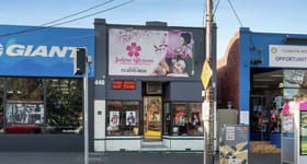 Retail commercial property for lease at 446 Racecourse Road Flemington VIC 3031