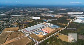 Factory, Warehouse & Industrial commercial property sold at Lot 27, 28, 29 Ironstone Road Berrinba QLD 4117