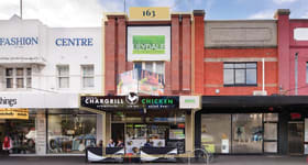 Shop & Retail commercial property sold at 163 Martin Street Brighton VIC 3186
