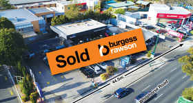 Shop & Retail commercial property sold at 129-131 Whitehorse Road Blackburn VIC 3130