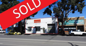 Factory, Warehouse & Industrial commercial property sold at 201 Arden Street North Melbourne VIC 3051