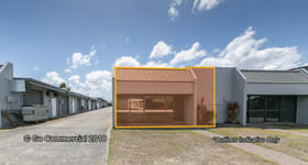 Factory, Warehouse & Industrial commercial property sold at Unit 24/12-16 Morrison Street Portsmith QLD 4870