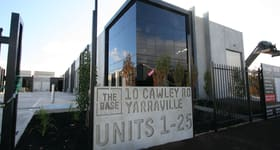 Factory, Warehouse & Industrial commercial property sold at Unit 31/10 Cawley Road Yarraville VIC 3013