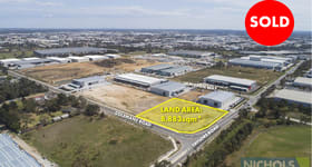 Industrial / Warehouse commercial property sold at 151 Colemans Road Dandenong South VIC 3175