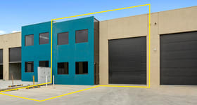 Factory, Warehouse & Industrial commercial property sold at 124/266 Osborne Ave Clayton South VIC 3169
