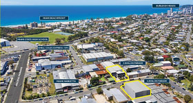 Factory, Warehouse & Industrial commercial property for sale at 3 & 4 Avalon Parade Miami QLD 4220