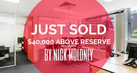Medical / Consulting commercial property sold at 303 & 304/460 Pacific Highway St Leonards NSW 2065