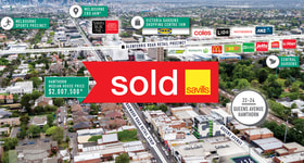 Development / Land commercial property sold at 22-24 Queens Avenue Hawthorn VIC 3122