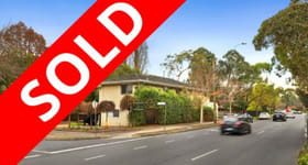Medical / Consulting commercial property sold at 1A Alan Street Blackburn VIC 3130