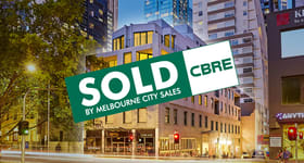 Offices commercial property sold at 288 Queen Street Melbourne VIC 3000
