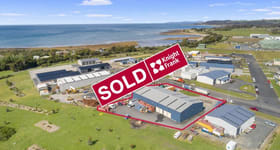 Factory, Warehouse & Industrial commercial property sold at 30 Fieldings Way Ulverstone TAS 7315