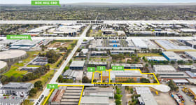 Factory, Warehouse & Industrial commercial property sold at 2-6, 9, 11 and 13-23 Commercial Road Notting Hill VIC 3168
