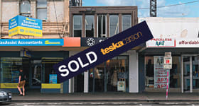 Shop & Retail commercial property sold at 128A Bridge Road Richmond VIC 3121