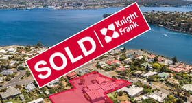 Development / Land commercial property sold at 8-10 Petchey Street Bellerive TAS 7018