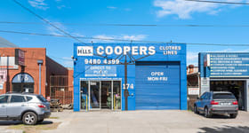 Factory, Warehouse & Industrial commercial property sold at 174 Grange Road Alphington VIC 3078