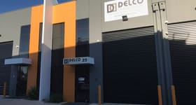 Factory, Warehouse & Industrial commercial property sold at 25/2-20 Kirkham Rd West Keysborough VIC 3173