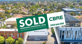 Medical / Consulting commercial property sold at 429 Bay Street Brighton VIC 3186