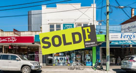 Shop & Retail commercial property sold at 323-325 Hampton Street Hampton VIC 3188