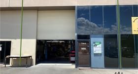 Factory, Warehouse & Industrial commercial property sold at 4/17 Lear Jet Drive Caboolture QLD 4510