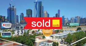 Development / Land commercial property sold at 341-347 Queensberry Street North Melbourne VIC 3051