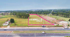 Development / Land commercial property sold at Whole/419 Bringelly Road Leppington NSW 2179
