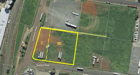 Development / Land commercial property for sale at Lots 2 & 90 Condamine & Buckland Streets Harristown QLD 4350