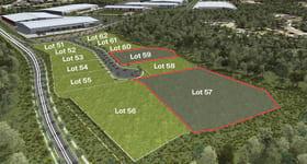 Development / Land commercial property for sale at Lot 59 Thomas Hanlon Court Yatala QLD 4207