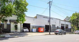 Factory, Warehouse & Industrial commercial property sold at 129 Arthur Street Homebush West NSW 2140