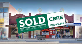 Shop & Retail commercial property sold at 509-513 Riversdale Road Camberwell VIC 3124