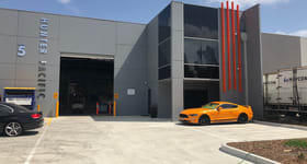 Industrial / Warehouse commercial property for sale at 5/75 Endeavour Way Sunshine West VIC 3020